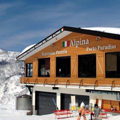 Ristorante e Pizzeria Alpina